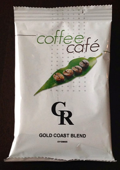 Picture of item 192-201 a Wallingford Coffee.  Decaffeinated.  1.25 oz. Size.