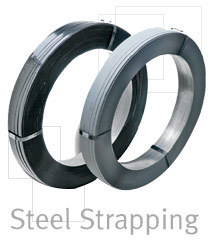 Picture of item 969-015 a 1/2 INCH STEEL STRAPPING .20 GA.
