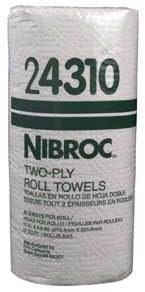 Picture of item 969-735 a Nibroc® Kitchen Roll Rowel.  2-Ply.