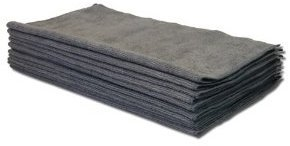Picture of item 968-879 a MICROFIBER CLOTH 16X16 GRAY.